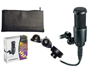 Продам микрофон Audio-Technica at2020,  новый! 8-705-454-08-15